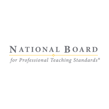 The National Board for Professional Teaching Standards is a national not-for-profit organization that advances the quality of teaching and learning by: Maintaining high and rigorous standards for what accomplished teachers should know and be able to do; Providing a national voluntary system certifying teachers who meet these standards; Advocating related education reforms to integrate Board certification in American education and to capitalize on the expertise of Board-certified teachers. Currently, the National Board is working to ensure that every teacher in America is on a path to accomplished teaching—by design and not by exception. Learn more at www.nbpts.org.