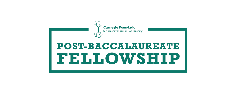 Post-Baccalaureate Fellowship Program | Carnegie Foundation