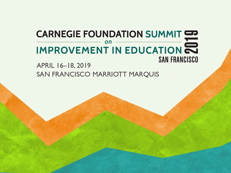 2019 Summit Speakers   Carnegie Foundation for the Advancement of